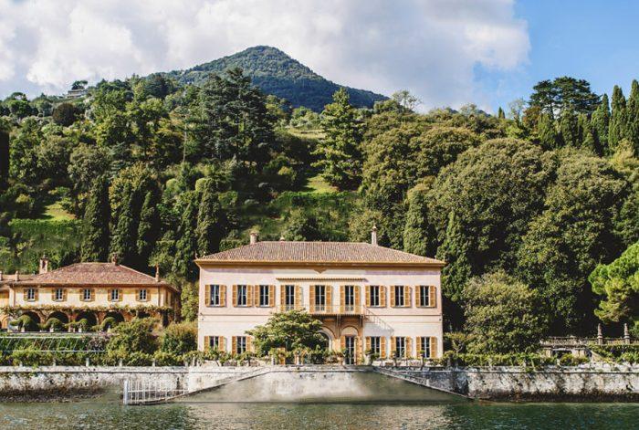 villa lake como